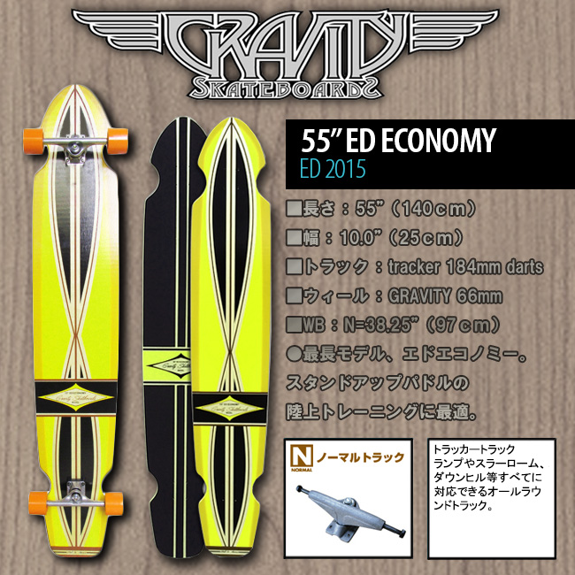 GRAVITY ED-55 YELLOW