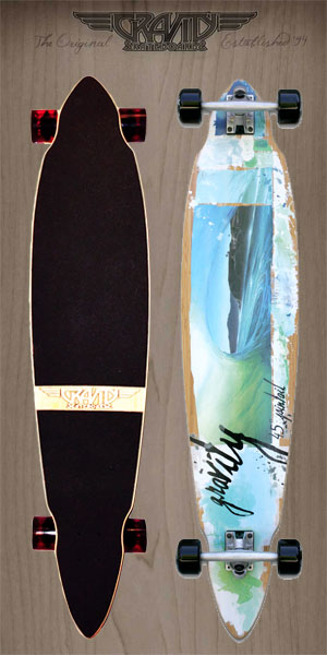GRAVITY PINTAIL 45