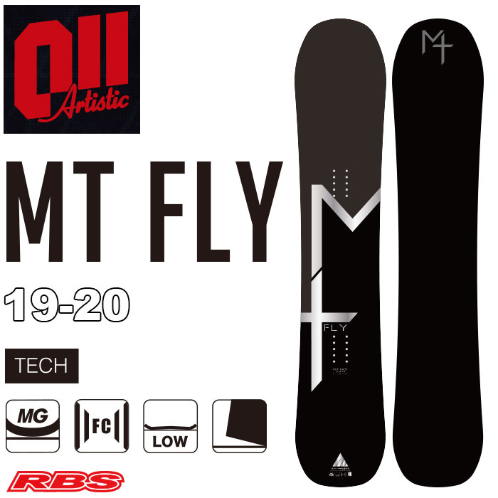 011 Artistic 19-20 MT FLY 予約商品