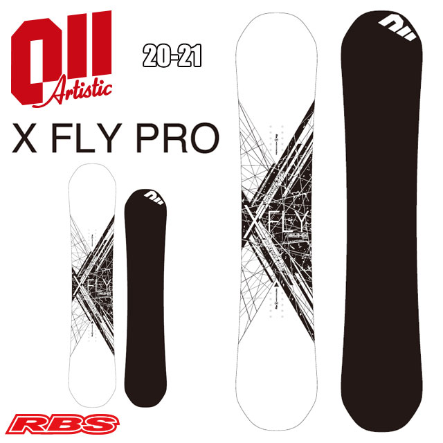 011 Artistic 20-21 X FLY PRO 日本正規品