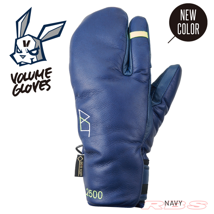 18-19 VOLUME GLOVES ALT2500 NAVY