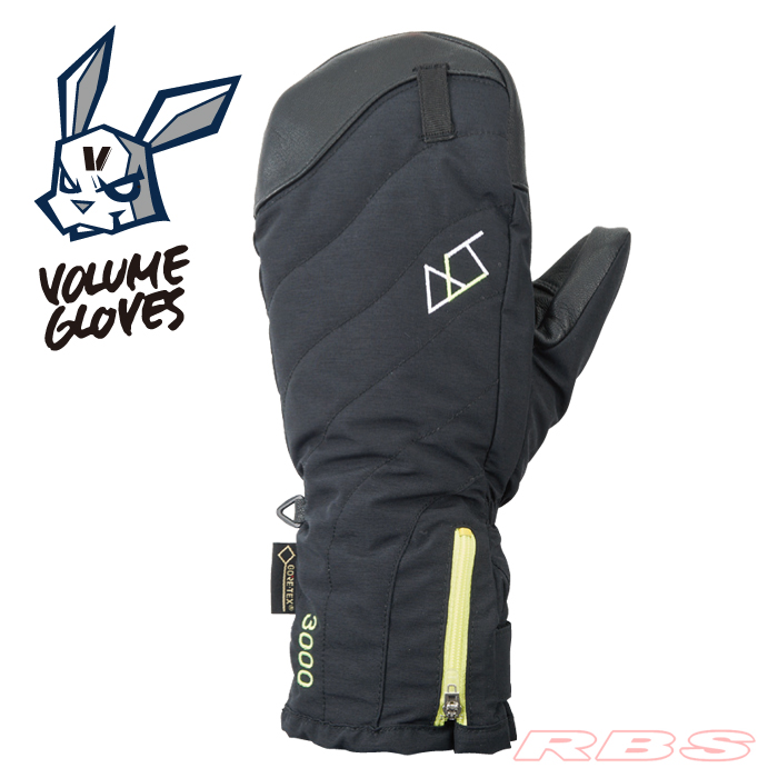 18-19 VOLUME GLOVES ALT3000 BLACK
