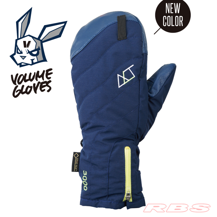 18-19 VOLUME GLOVES ALT3000 NAVY