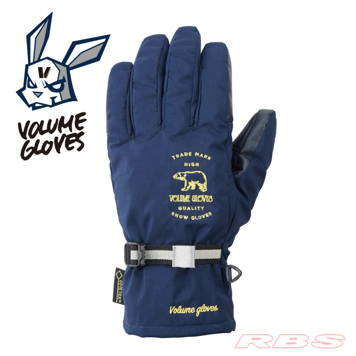 18-19 VOLUME GLOVES FIVE KING NAVY 予約商品