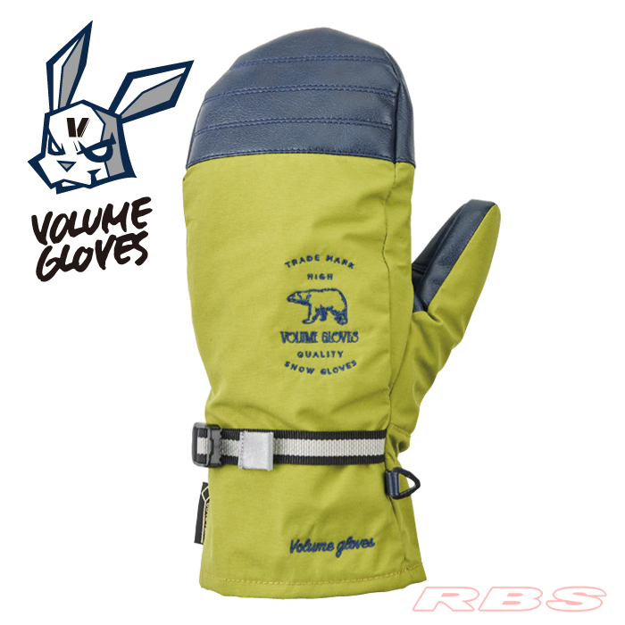 18-19 VOLUME GLOVES MITTEN KING TEA 予約商品