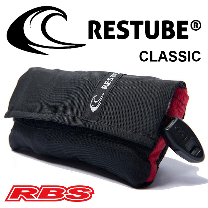 RESTUBE (レスチューブ) Classic (クラシック) Coral Red