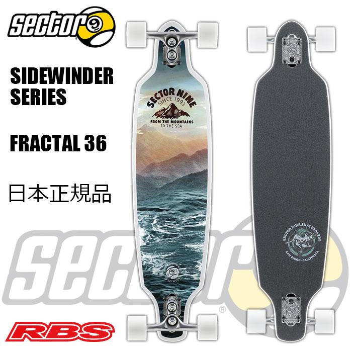 セクター9 FRACTAL 36
