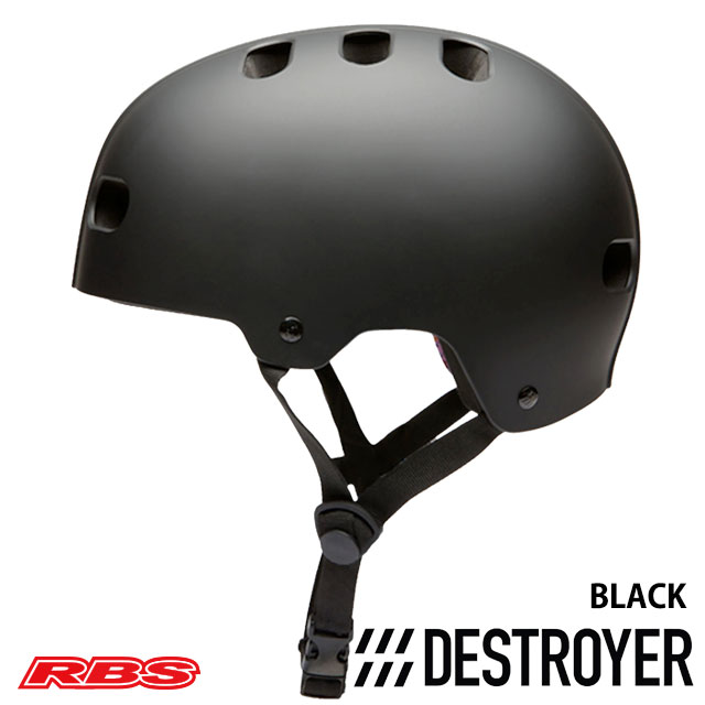 DESTROYER HELMET MATT BLACK FLOWER 日本正規品