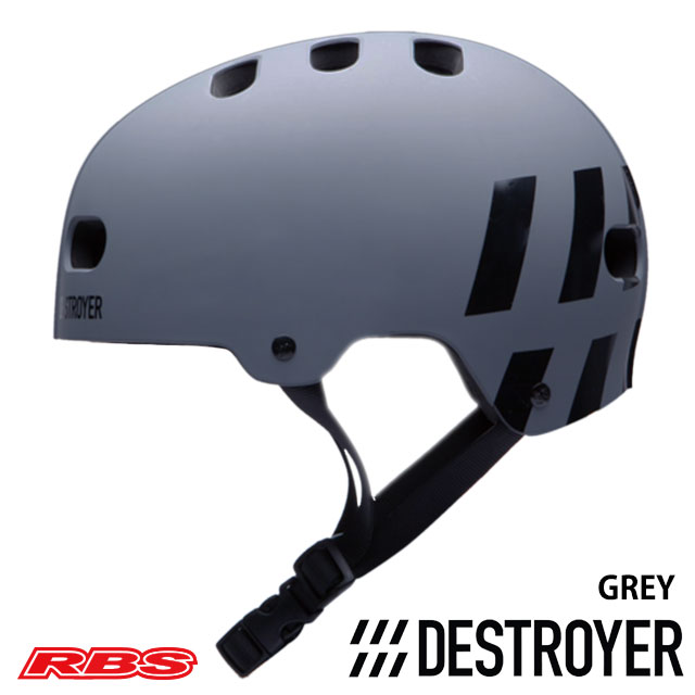 DESTROYER HELMET MATT GREY 日本正規品