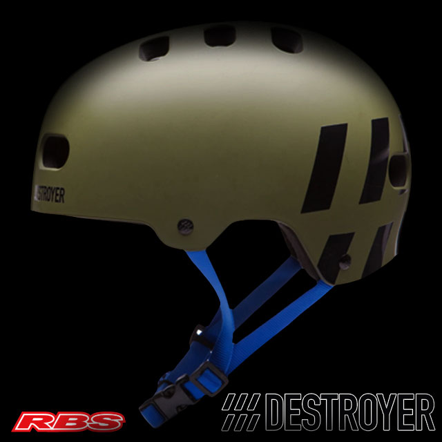 DESTROYER HELMET MATT OLIVE 日本正規品