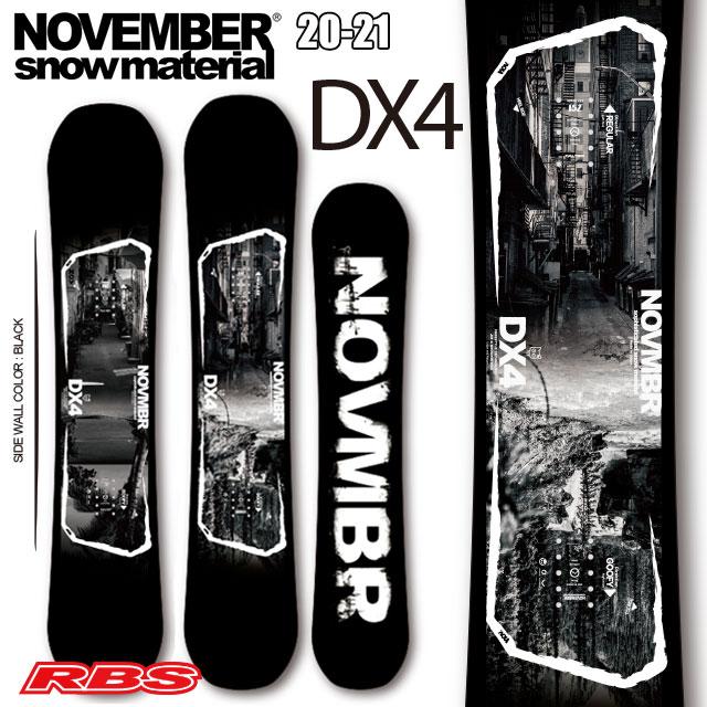 NOVEMBER DX4