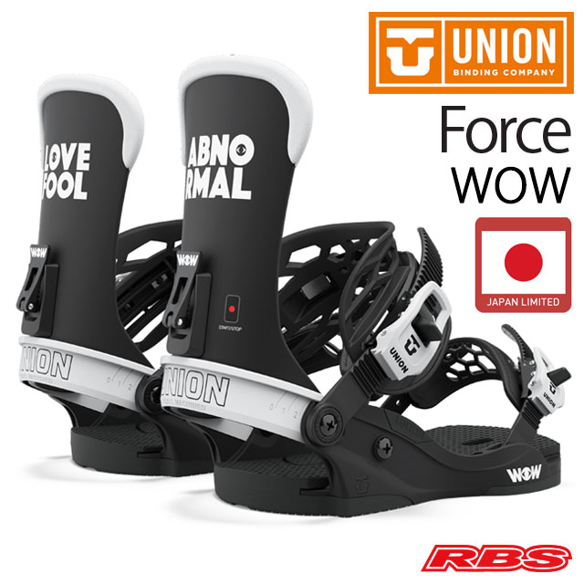 UNION ユニオン 20-21 BINDING FORCE WOW フォース 日本正規品
